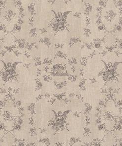 linnenlook kerststof decoratiestof gordijnstof printstof Kerststoffen kopen 1-104530-1778-595