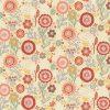 gordijnstof decoratiestof printstof ottoman bloemenstof 1-105030-1699-290
