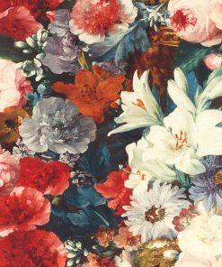 printstof bloemen decostof gordijnstof meubelstof 1-151030-1345-325