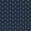 jacquardstof art deco blocks cobalt blue 1-201531-1016-465
