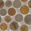 linnenlook stof motief 264 decoratiestof gordijnstof meubelstof printstof stof met panterprint, 1.104530.1855.590