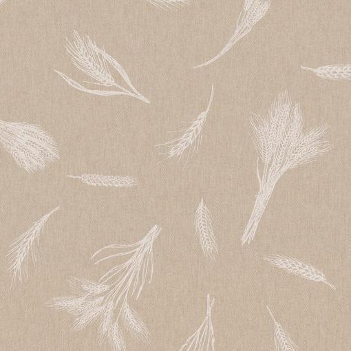 linnenlook stof motief 267 decoratiestof gordijnstof meubelstof printstof stof met graanhalmen, 1.104530.1858.050