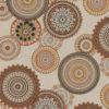 linnenlook Infinity stof met mandala decoratiestof gordijnstof 1.104530.1928.180
