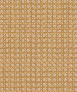 linnenlook Webbing stof met vlechtwerk decoratiestof gordijnstof 1.104530.1930.230
