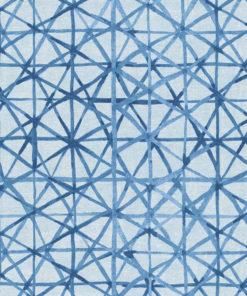 gordijnstof decoratiestof batik printstof ottoman 007 1.105030.1744.460