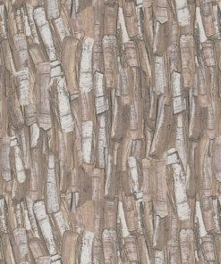 ottoman printstof met schelpen print gordijnstof decoratiestof 1.105030.1754.105