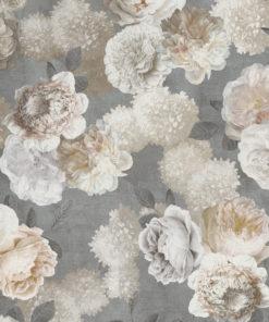 digitale printstof met bloemen katoenen decoratiestof gordijnstof meubelstof, 1.151030.1385.570
