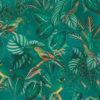 digitale printstof met planten en vogels katoenen decoratiestof gordijnstof meubelstof, 1.151030.1391.655