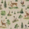 digitale printstof met jachttaferelen katoenen decoratiestof gordijnstof meubelstof, 1.151530.1021.535