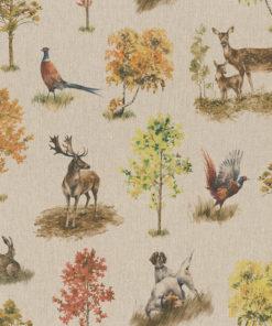 digitale printstof jacht katoenen decoratiestof gordijnstof meubelstof, 1.151530.1022.180