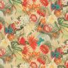 bedrukte velvet met bloemen en vlinders gordijnstof decoratiestof meubelstof velvet stof kopen fluweel stof kopen velours stof kopen 1.152520.1031.655