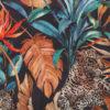 velvet printstof met luipaard decoratiestof gordijnstof meubelstof 1.152540.1041.655