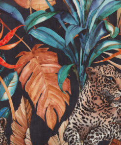 velvet printstof met luipaard decoratiestof gordijnstof meubelstof velvet stof kopen velours stof kopen fluweel stof kopen 1.152540.1041.655