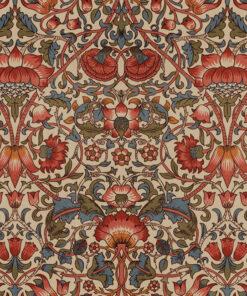 bedrukte velvet Garden Art Craft barok velvet decoratiestof gordijnstof meubelstof 1.152540.1056.105