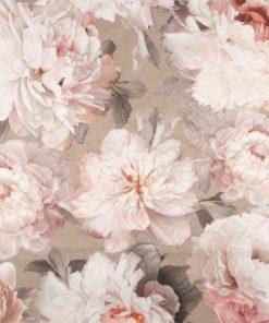 jacquardstof rozen decoratiestof gordijnstof meubelstof 1.153033.1012.150