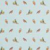 gordijnstof decoratiestof printstof ottoman dierenstof met vogels 1.171530.1017.509