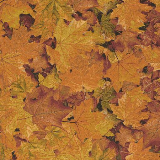 gobelinstof met herfstbladeren decoratiestof gordijnstof meubelstof 1.251030.1580.275