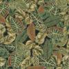 gobelin 012 stof met bladeren decoratiestof gordijnstof meubelstof 1.251030.1586.525