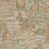 gobelin 014 stof met landkaarten decoratiestof gordijnstof meubelstof 1.251030.1588.655