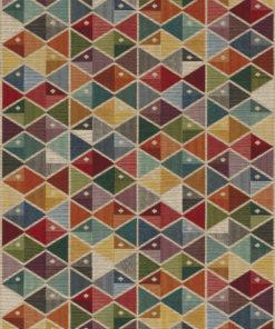 gobelin 016 stof met vissen decoratiestof gordijnstof meubelstof 1.251030.1594.525