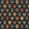 gobelin pauwenveren decoratiestof gordijnstof meubelstof 1.251030.1599.655