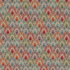 gobelin stof met pauwenveren decoratiestof gordijnstof meubelstof 1.251030.1602.655