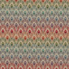 gobelin stof met pauwenveren decoratiestof gordijnstof meubelstof 1.251030.1604.655