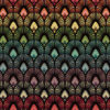 gobelin stof met boogjes decoratiestof gordijnstof meubelstof 1.251030.1605.655