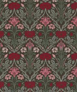 gobelin rose art craft stof met rozen decoratiestof gordijnstof meubelstof 1.251030.1610.530