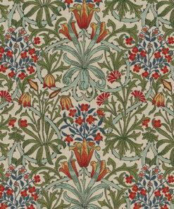 gobelin tulip art craft gobelin stof tulpen decoratiestof gordijnstof meubelstof 1.251030.1611.525