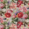 outdoorstof digitale dralonprint stof voor tuinkussens met bloemen 2.171031.1030.315