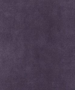 Aimee Aubergine velours interieurstof meubelstof gordijnstof