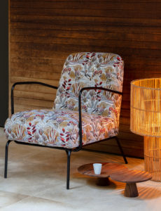 Birmani Piment stoel