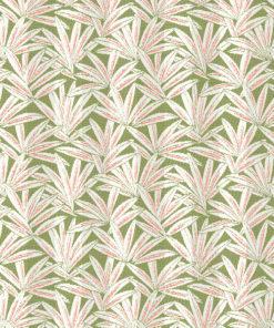 jacquardstof canopee iguane meubelstof gordijnstof stof met cannabis