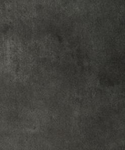 Clyde black meubelstof velvet