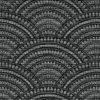 jacquardstof tympan argent gordijnstof meubelstof stof met bogen