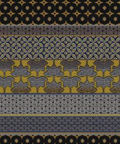 jacquardstof Doha Or meubelstof gordijnstof decoratiestof interieurstof met Oosterse ornamenten