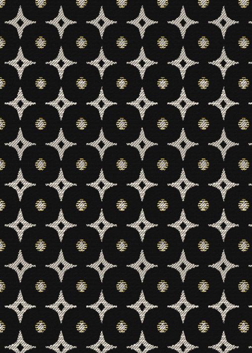jacquardstof Omar Argent meubelstof gordijnstof decoratiestof interieurstof Arabische stof