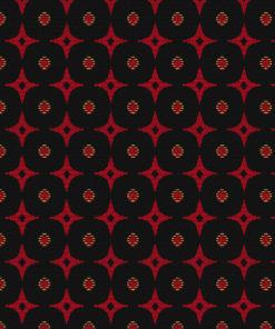 jacquardstof Omar coquelicot meubelstof gordijnstof decoratiestof interieurstof Arabische stof