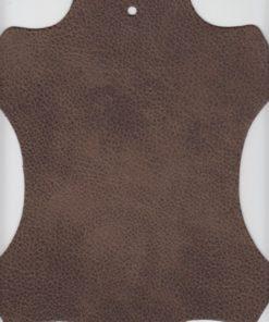 imitatieleer hunter montero dark brown meubelstof stof voor tassen (805)