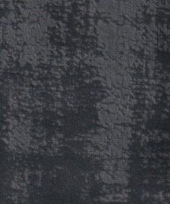 Illusion velours anthracite gordijnstof meubelstof decoratiestof