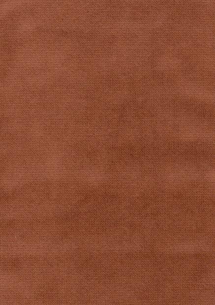 Velours meubelstof Jules Copper (126)