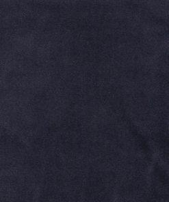 Velours meubelstof Jules Black Sapphire (201)