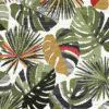 jacquardstof Leaves meubelstof gordijnstof decoratiestof interieurstof bladmotief