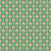 percale katoenprint Peacock Cactus katoenen decoratiestof Inca maskers mondkapjes
