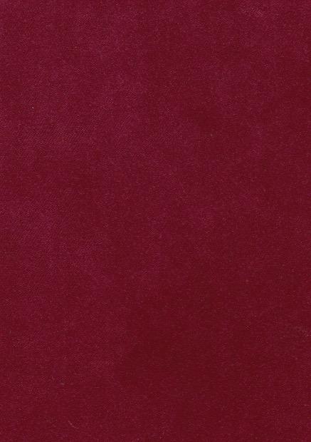 Velours interieurstof gordijnstof meubelstof Emperor Raspberry