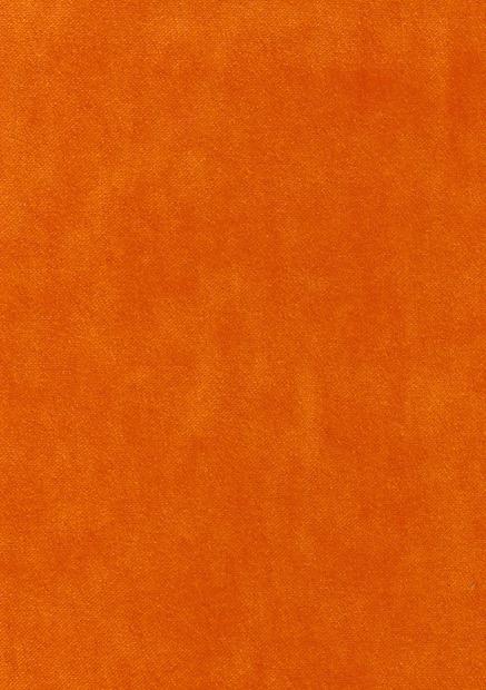 Velours interieurstof gordijnstof meubelstof Emperor Orange