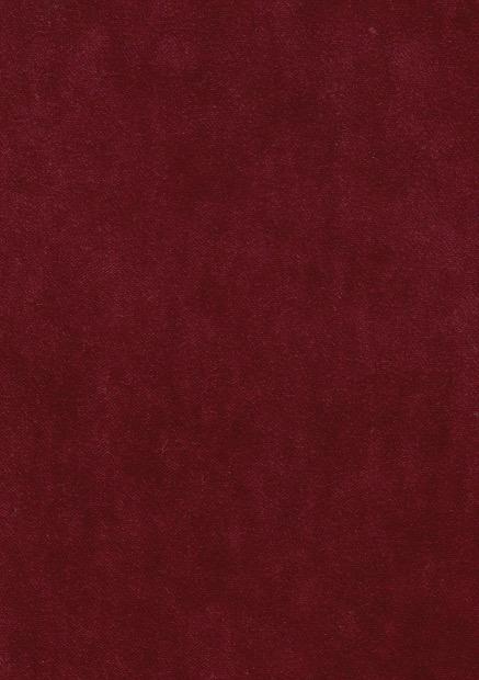 Velours interieurstof gordijnstof meubelstof Emperor Winered