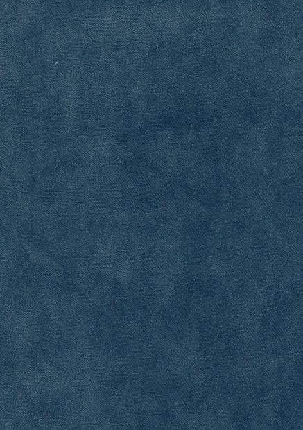 Velours interieurstof gordijnstof meubelstof Emperor Blue