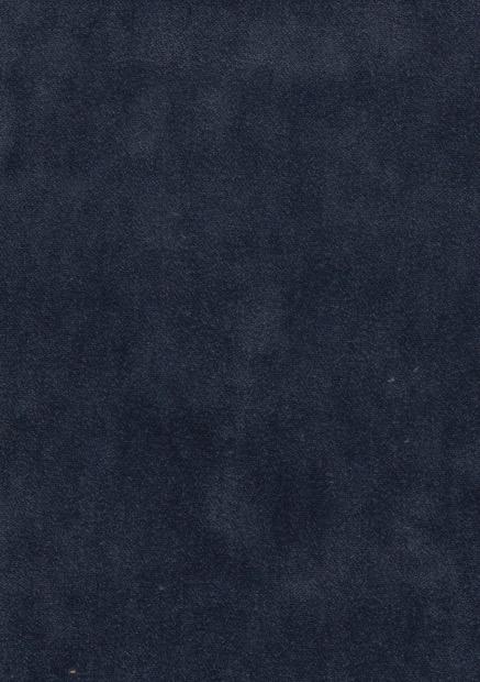 Velours interieurstof gordijnstof meubelstof Emperor Navy